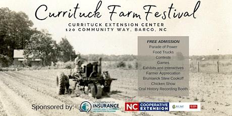 Currituck Farm Festival 2021 tickets