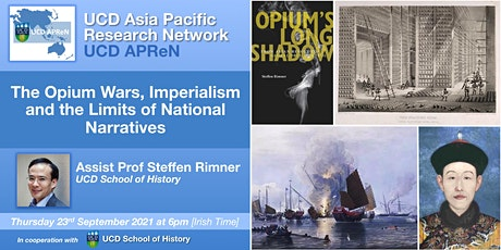 The Opium Wars, Imperialism and the Limits of National Narratives tickets
