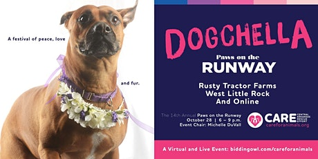 Paws on the Runway 2021: Dogchella tickets