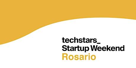Techstars Startup Weekend Rosario Diversity & Inclusion 2021 entradas