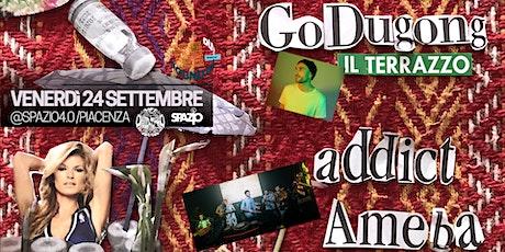 Go Dugong + Addict Ameba @Spazio4.0 biglietti
