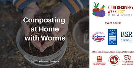 Composting at Home with Worms Workshop tickets