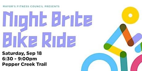 Night Brite Bike Ride tickets