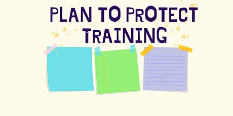 Plan to Protect Training - Cambridge Campus tickets