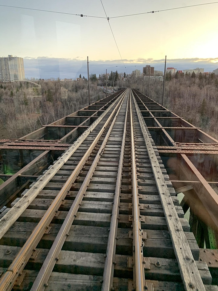 Haunted Trolley Tours  Over the High Level Bridge image