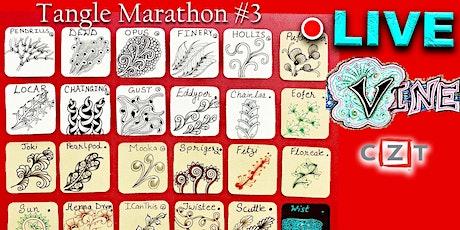 Zentangle - Tangle Marathon by Certified Zentangle Teacher tickets