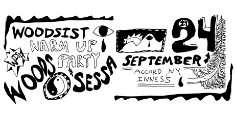 Woodsist Warm Up Party tickets