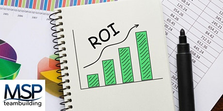 How to measure your teambuilding event ROI tickets
