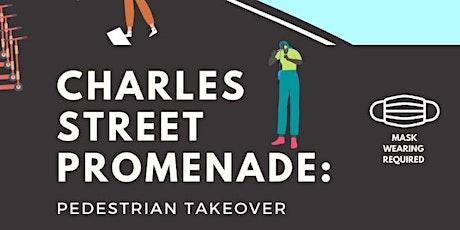 Charles Street Promenade - Mount Vernon Walking Tours 1p (90 Min.) tickets