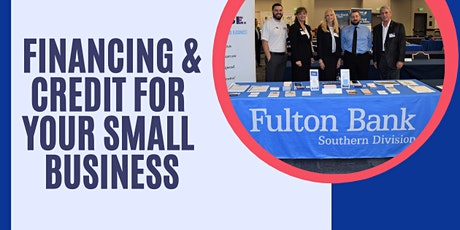 Financing & Credit For Your Small Business tickets