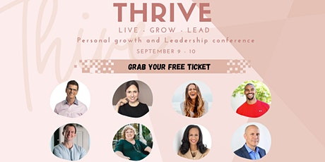 Thrive Conference tickets