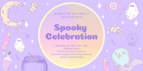 World Of Witches + Elevate NYC tickets