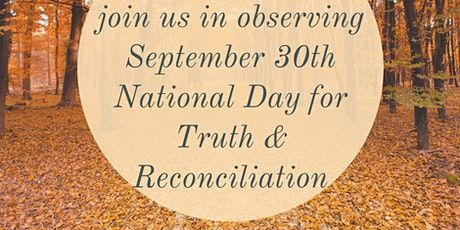 Learning Together: National Day for Truth & Reconciliation tickets