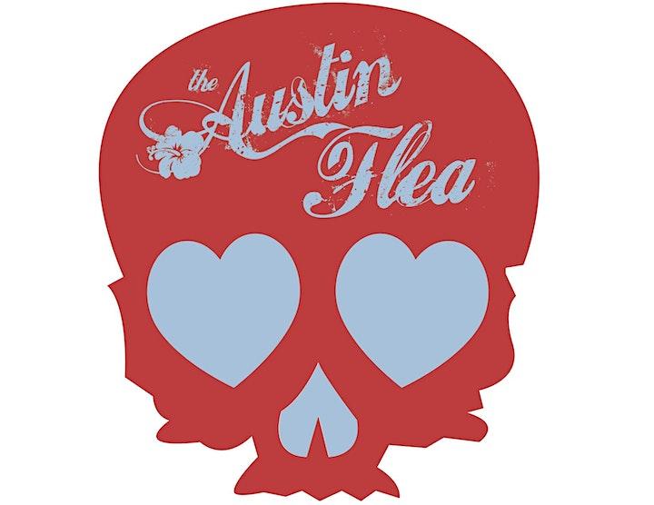 Austin Flea at Captain Quackenbush's Coffeehouse image