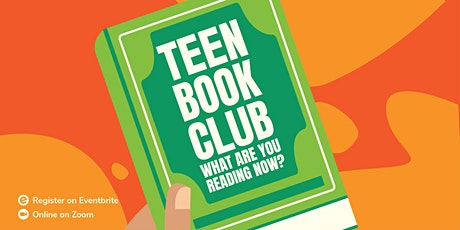 Teen Book Club: What Are You Reading Now? tickets