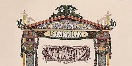 Le Satyricon tickets
