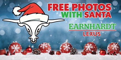 Free Drive-Up Photos with Santa at Earnhardt Lexus tickets