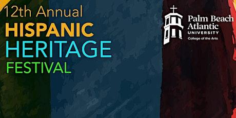 Hispanic Heritage Festival (All Concerts - Sat/Sun) tickets