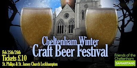 Cheltenham Winter Craft Beer Festival 2022 tickets
