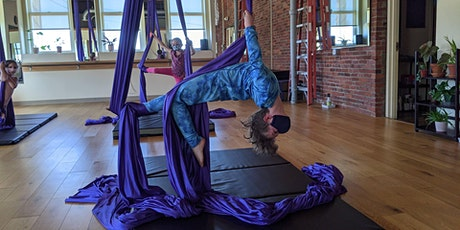 Adaptive Aerial Class with Inclusive Arts Vermont & Murmurations Studio tickets