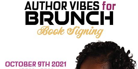 Author Vibes For Brunch Book Signing tickets
