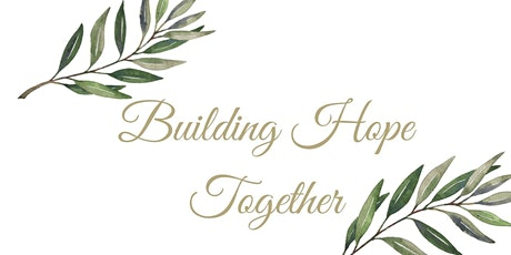 Building Hope Together tickets