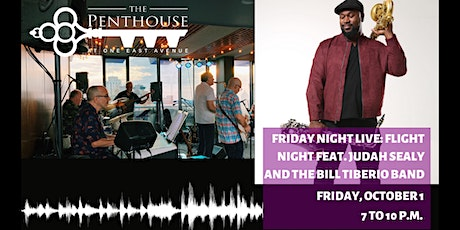 The Penthouse Presents: Judah Sealy and The Bill Tiberio Band tickets