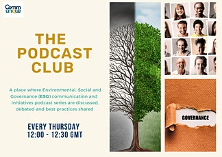 The Podcast Club tickets