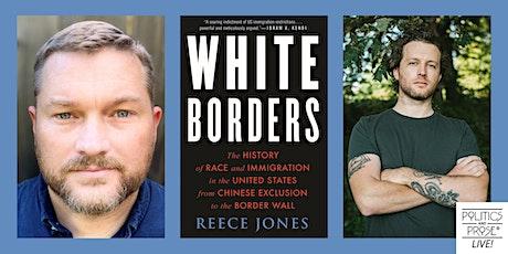 P&P Live! Reece Jones | WHITE BORDERS with Brendan O'Connor tickets