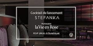 Cocktail de lancement Stefanka