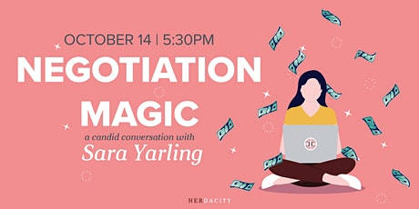 Negotiation Magic | a Candid Conversation tickets