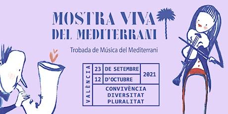 Ones i Dones. Trobada de Música del Mediterrani. entradas