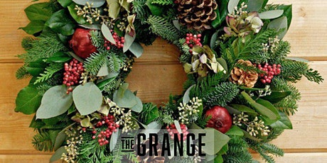 Holiday Wreath Making Class tickets