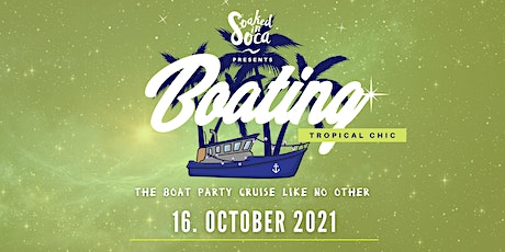 Boating - Tropical Chic Tickets