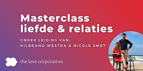 The Love Corporation | Opstellingendag Liefde & relaties | Hilbrand Westra tickets