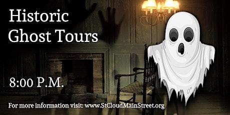 St. Cloud Walking Ghost Tour - Halloween Event tickets