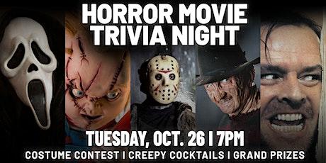 Horror Movie Trivia Night at Legacy Hall tickets
