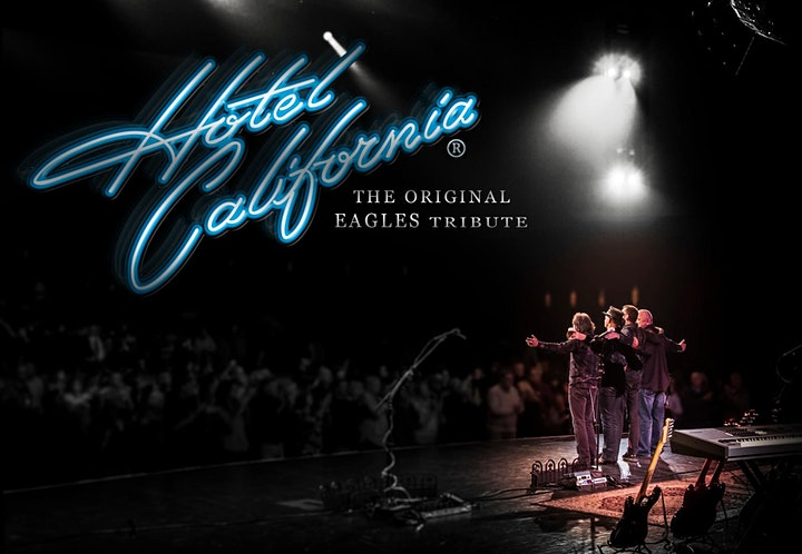 Hotel California - The Original Eagles Tribute image