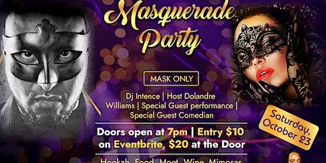 Masquerade Outdoor Ball Party tickets