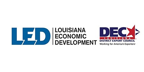 Export Bootcamp Virtual Training with LED and Louisiana DEC tickets