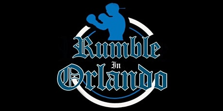 """Rumble In Orlando """"All Call Outs Mandatory"""" tickets"""