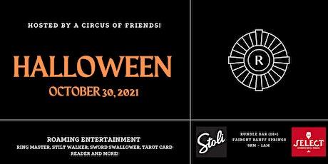 Rundle Bar Presents Halloween tickets
