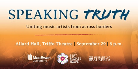 Speaking Truth- Uniting music artists from across borders tickets