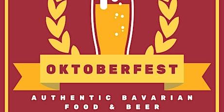 Sargasso, Terra Cafe & Riverbirch Host Oktoberfest tickets