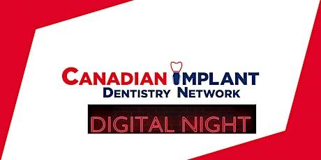 CIDN Digital Night tickets
