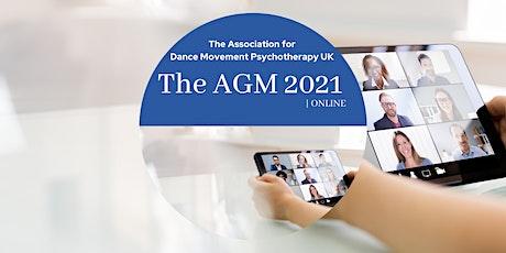 ADMP UK AGM Online: Student Members & Graduates Welcoming event tickets