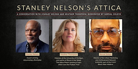 A conversation with Stanley Nelson and Heather Thompson tickets