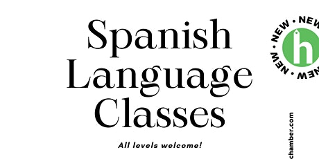 Spanish Language Classes tickets