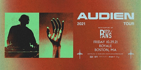 Audien at Royale | 10.29.21 | 10:00 PM | 21+ tickets