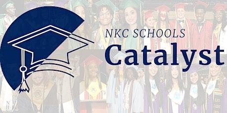 North Kansas City HS -  Catalyst 11th Grade Parent/Student Info Session tickets